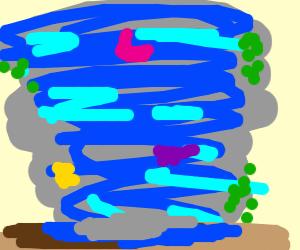 Drawn tornado whirlpool Whirlpool Bob123) Whirlpool by Hurricane