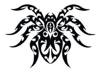 Drawn totem pole spider Best Designs on Spider Pinterest