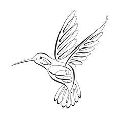 Drawn hummingbird phoenix Com  images Drawing by