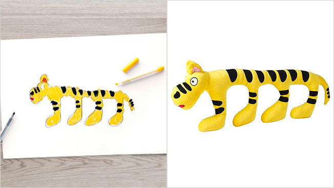 Drawn toy Drawings An Into Children's 10