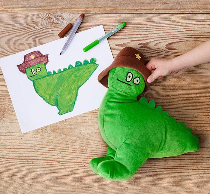 Drawn toy  Turned kids Raise Children's