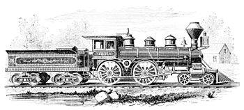 Drawn train passenger train Art Train Art Train Passenger