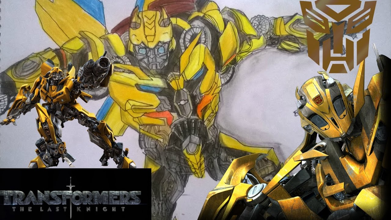 Drawn bumblebee transformers 5 Speed The BUMBLEBEE/ Last TRANSFORMERS: