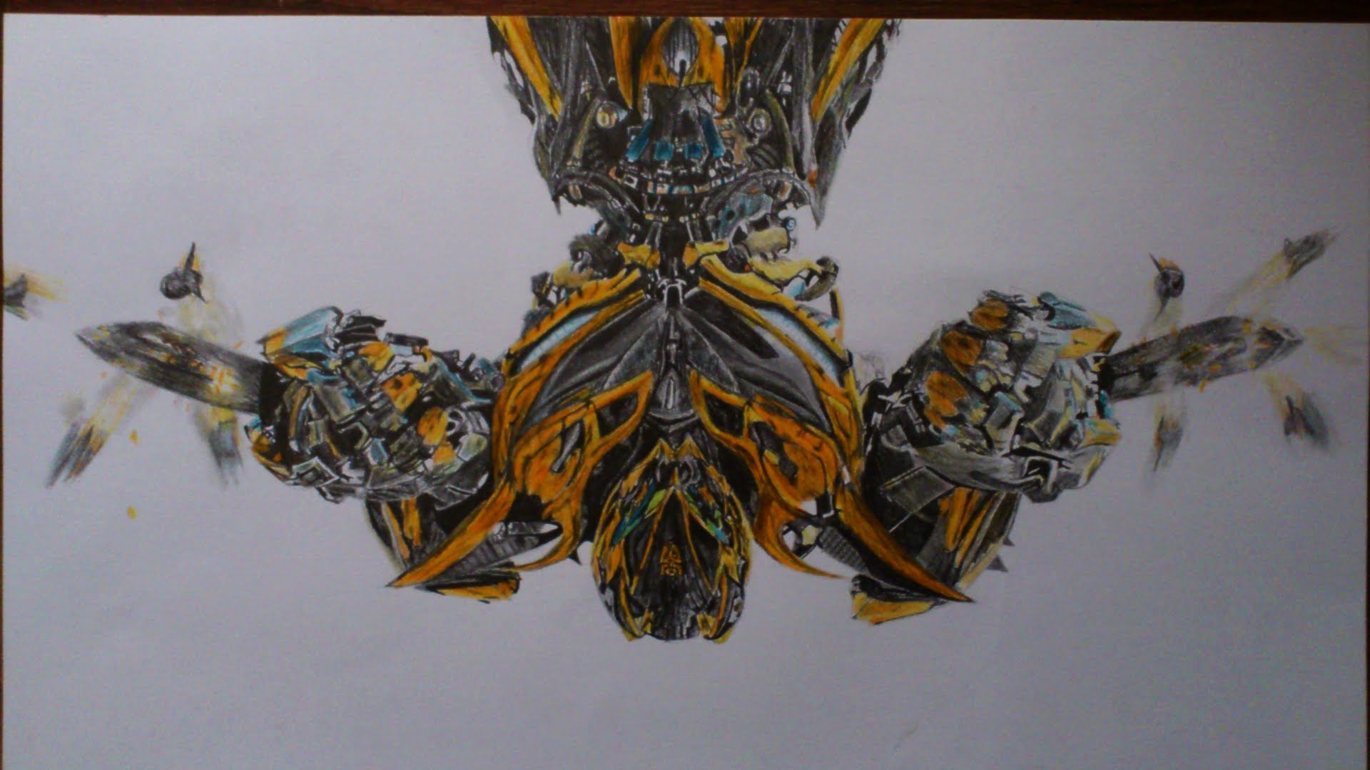 Drawn bumblebee transformers 5 Of Picture Age  YouTube