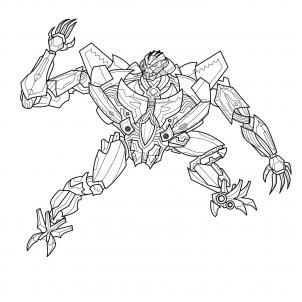 Drawn transformers Drawing Transformers Characters Best Step 18 Step Draw