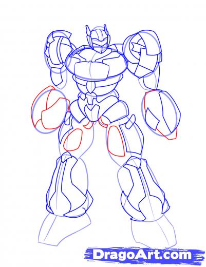 Drawn transformers Drawing Transformers Characters 15 to Draw Jazz Transformers