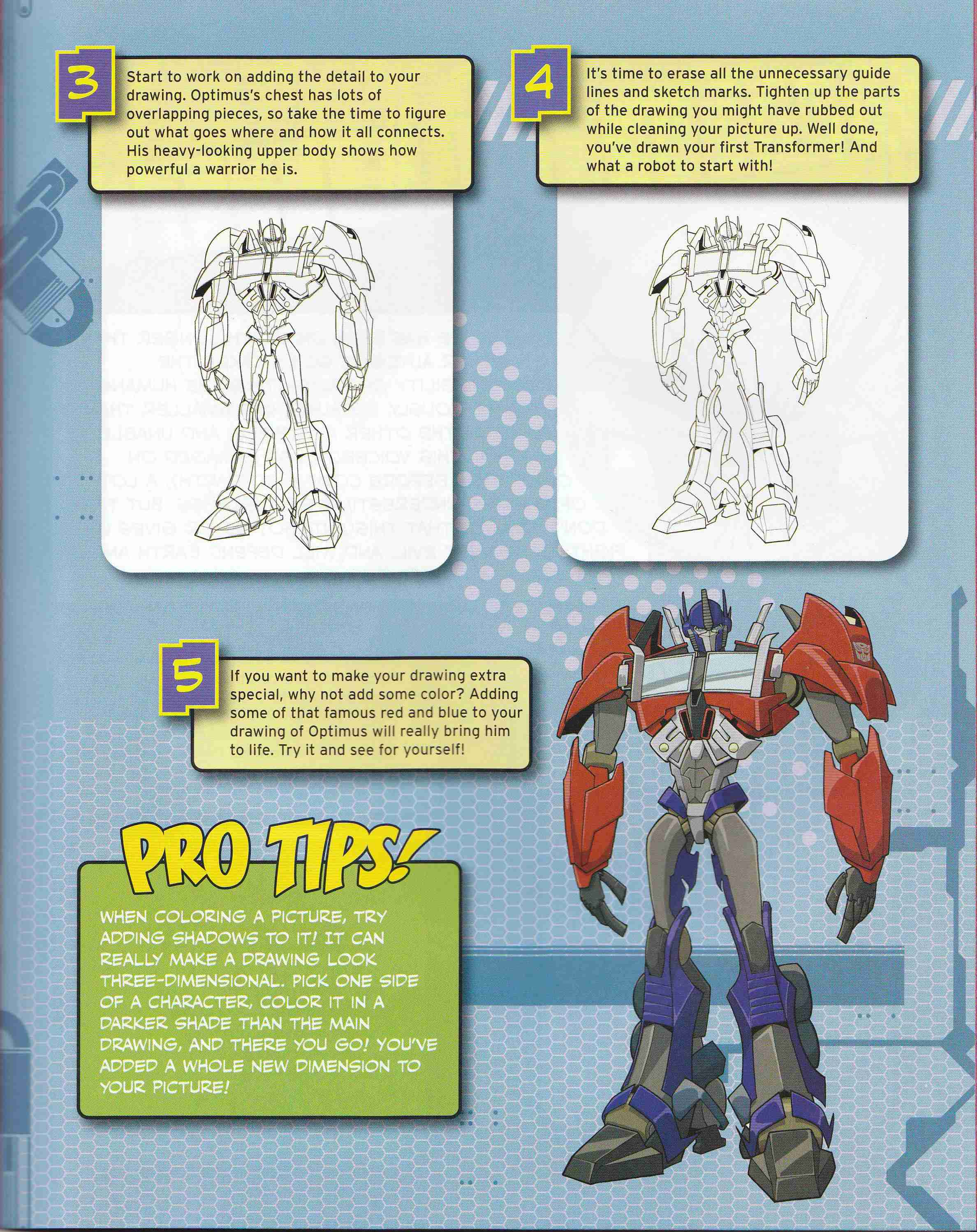 Drawn transformers Drawing Transformers Characters Good Transformers truly but Not
