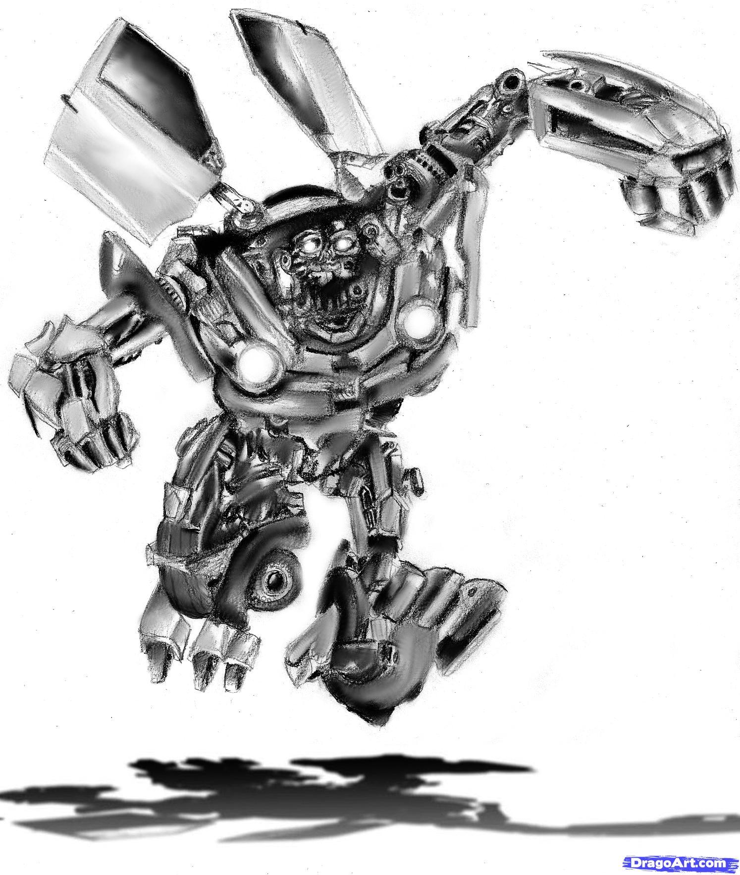 Drawn transformers Drawing Transformers Characters Transformers transformers from how 2