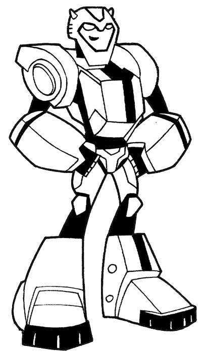 Drawn transformers Drawing Transformers Characters By to Step BumbleBee Transformers