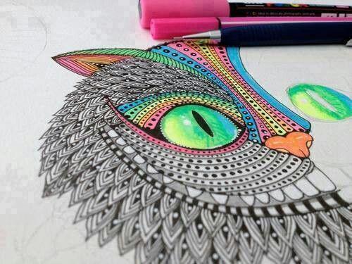 Drawn triipy caterpillar __* HIPPY best wonderland on