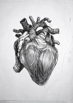 Drawn triipy heart 2011  Pinterest Elsner Tattoo