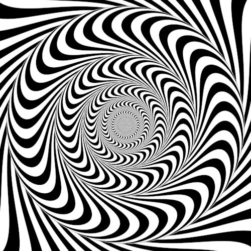 Drawn triipy illusion On Animated Pinners for Illusions