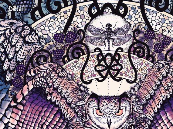 Drawn triipy nature Drawn Art Idea Skulls &