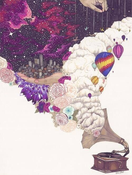 Drawn triipy universe Pinterest music 20+ Psychedelic trippy