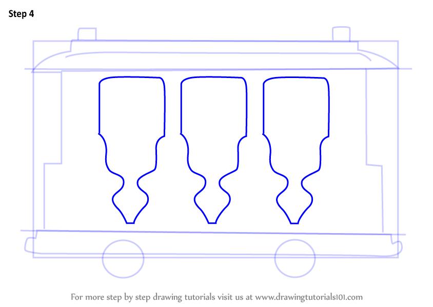Drawn trolley elephant Signup for How Daniel Trolley