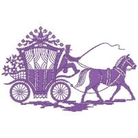 Drawn trolley purple horse Pinterest CarriageHorse A images Carriage