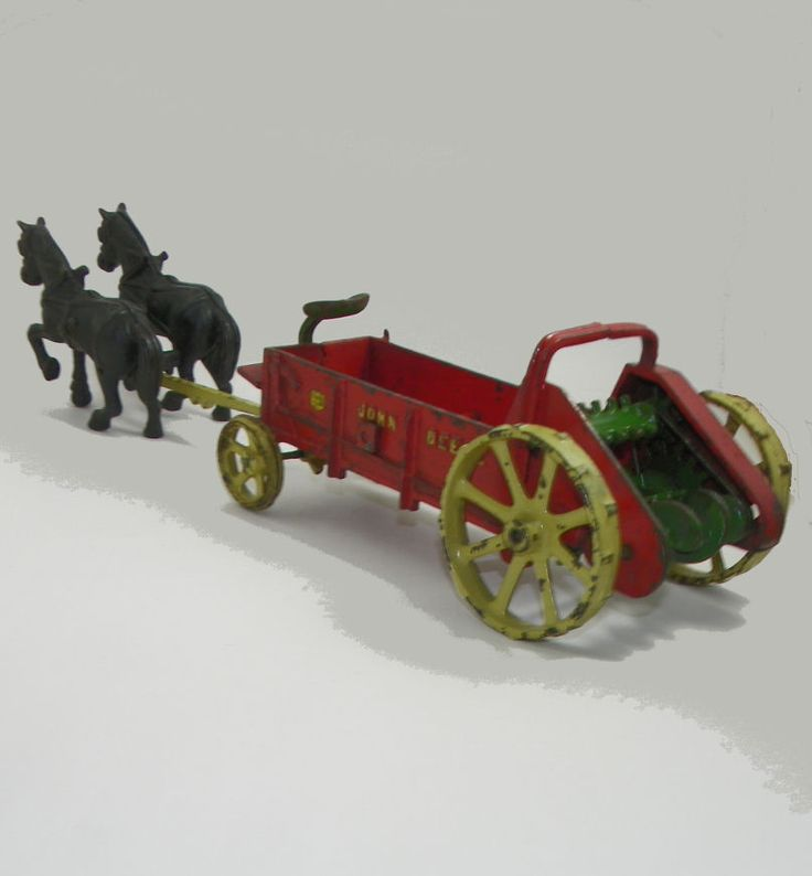 Drawn trolley toy horse Pin 157 Horse Animal on