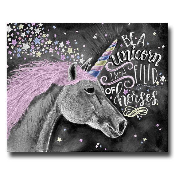 Drawn trolley unicorn 25+ Print  Unicorn on