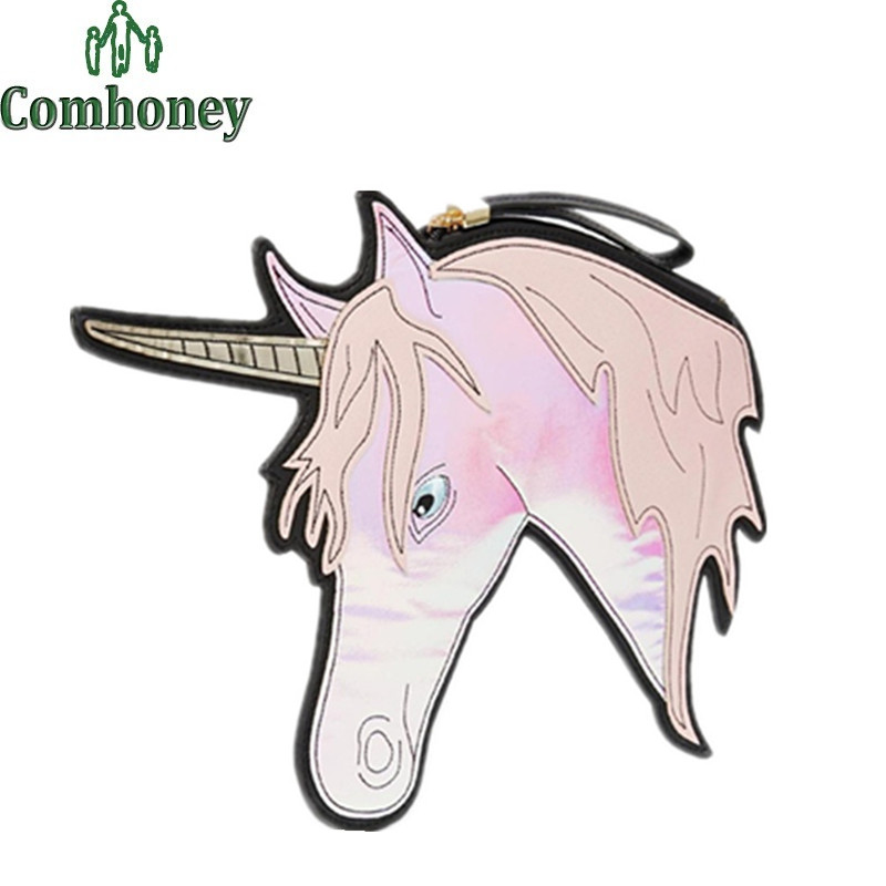 Drawn trolley unicorn Hand Aliexpress Handbag Buy Dazzling