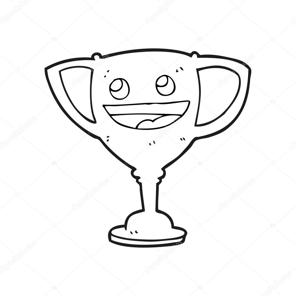 Drawn trophy By trophy  drawn sports