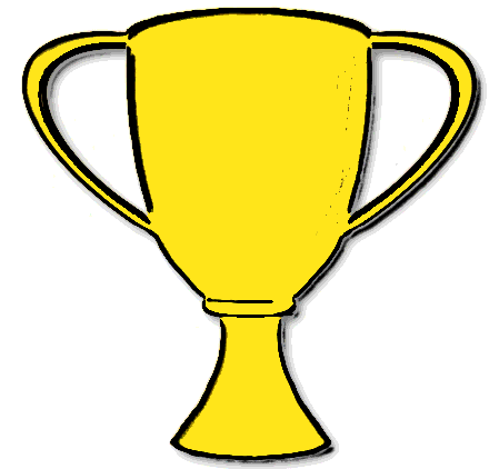 Yellow clipart trophy Trophy Black Trophy Images And