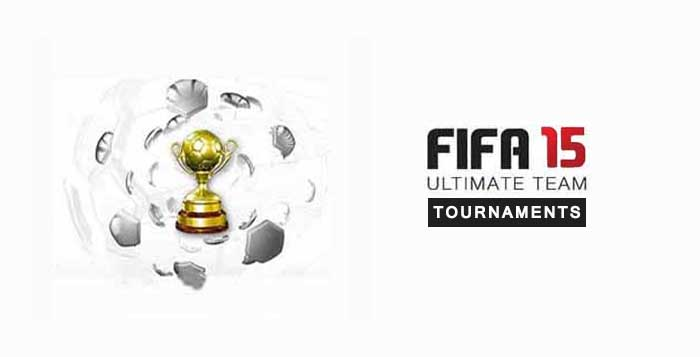Drawn trophy fifa 15 The Team Tournaments Ultimate FIFA
