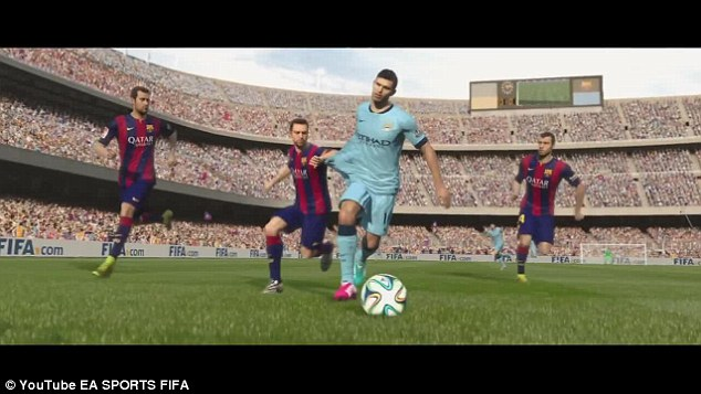 Drawn trophy fifa 15 League new also stars 15: