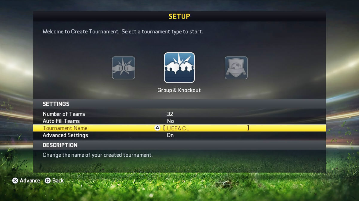 Drawn trophy fifa 15 15 How League Champions Play