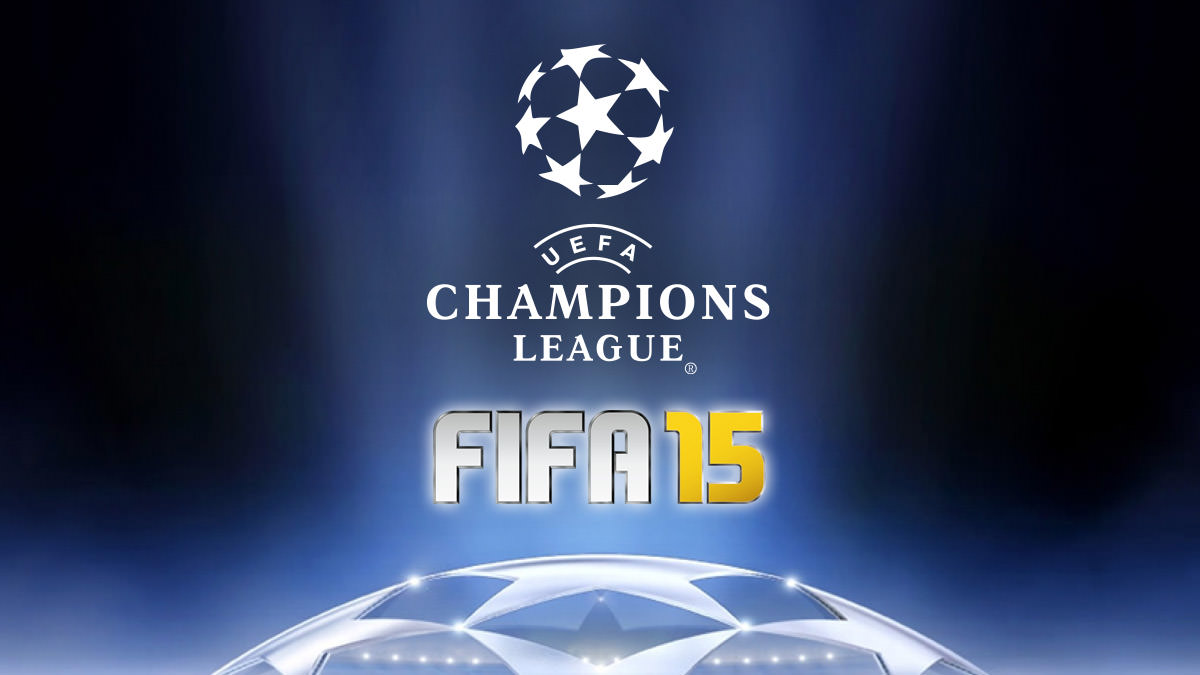 Drawn trophy fifa 15 15 to Play FIFA League