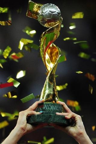 Drawn trophy The creates 2015 draw Women's