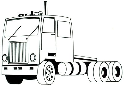 Drawn truck To semi how a HowStuffWorks