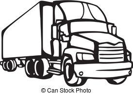 Drawn truck american truck And 349 Truck Art Truck