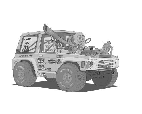 Drawn truck drag truck Racing Tumblr tho… that drag