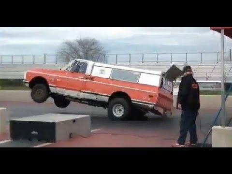 Drawn truck drag truck Strip Run Drag Truck Will