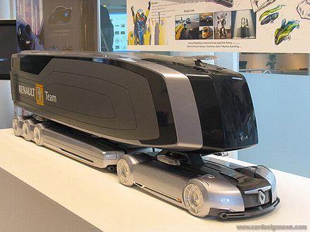 Drawn truck future Cars ΔΩΡΕΑΝ 20+ Renault Pinterest