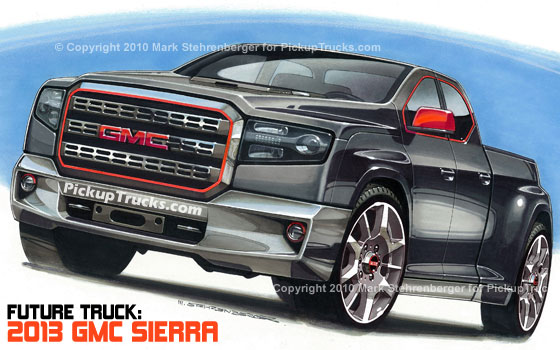 Drawn truck gmc sierra Com Sierra PickupTrucks 1500 GMC