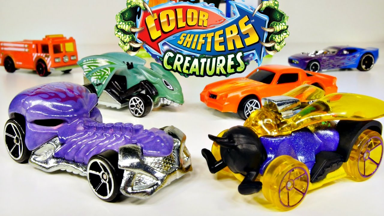 Drawn truck hot wheel car Eggs  Toys Shifters Dunk