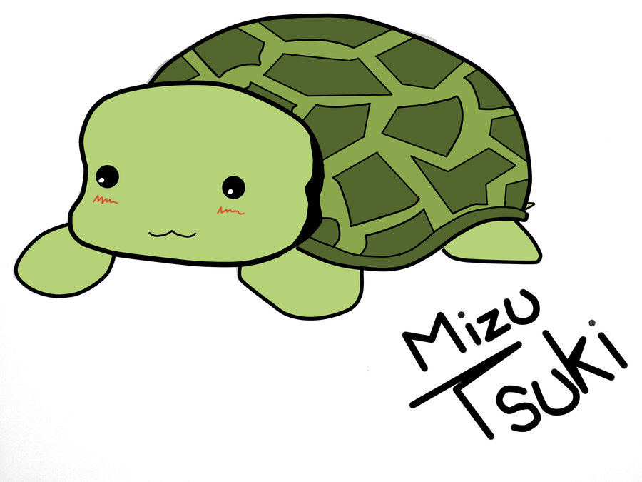 Drawn sea turtle chibi Drawing Chibi Drawing Turtle photo#4