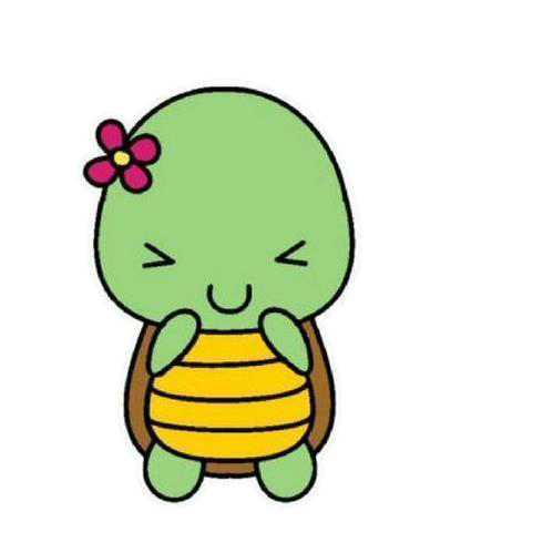Drawn sea turtle chibi Turtle Cute Turtle Chibi photo#4