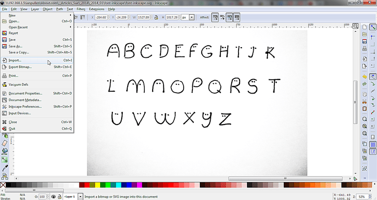 Drawn typeface amazing writing And of Written Fonts Font