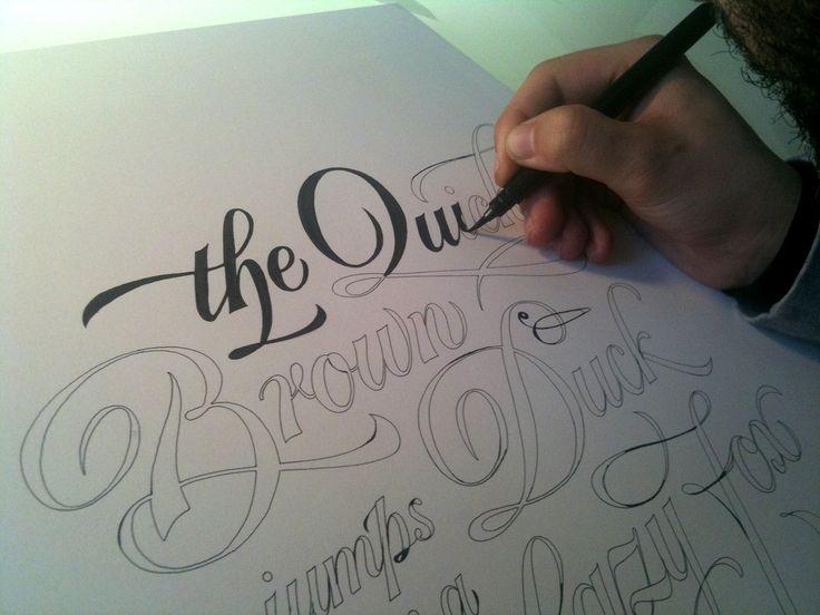 Drawn typeface amazing writing Writing and Pinterest on 175