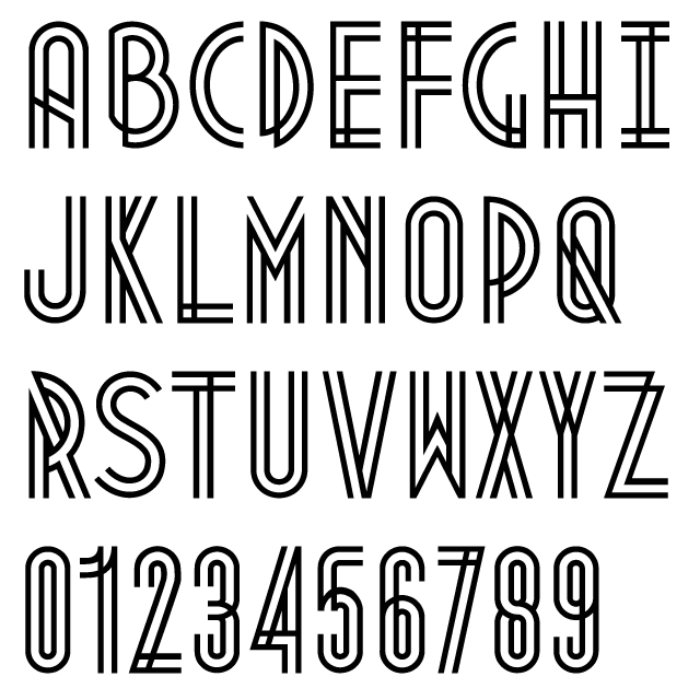 Drawn typeface awesome Best 43 on about Pinterest