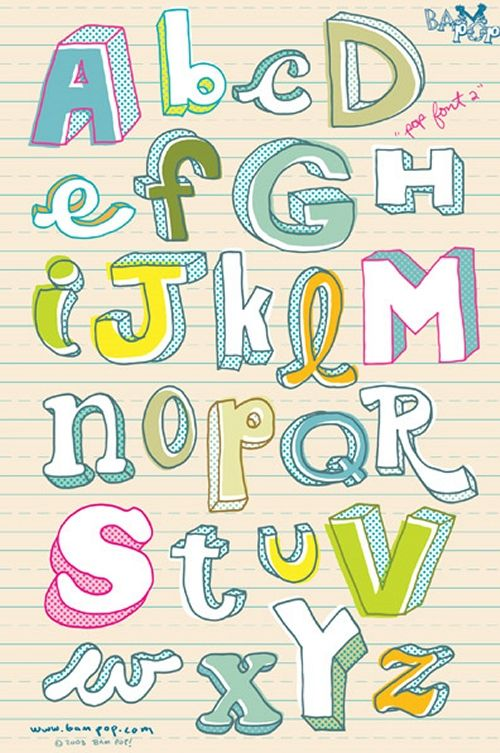 Drawn typeface awesome Smashing Typography – Drawn Typography