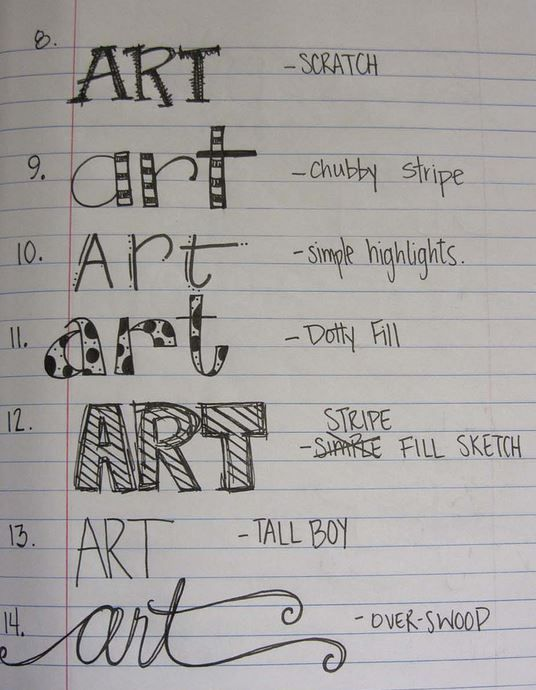 Drawn typeface different Pinterest fonts Different fonts 10+
