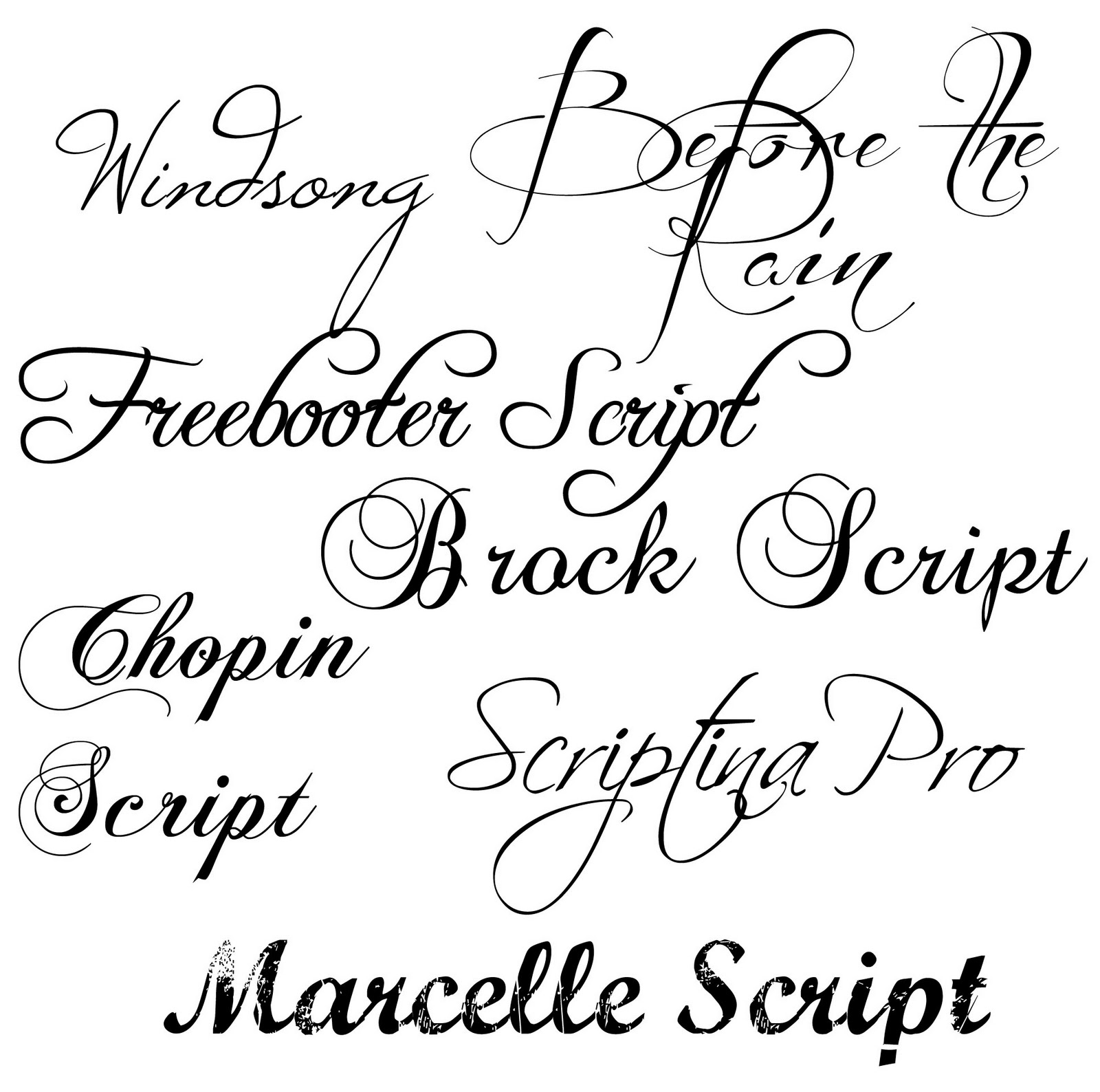 Drawn typeface fancy You cover? 09 letters fonts