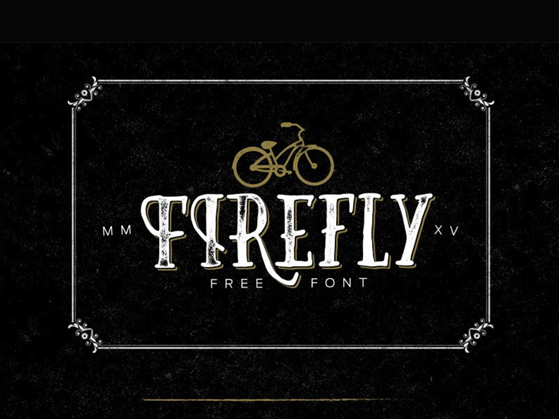 Drawn typeface freehand Free free Fonts Fantastically Design