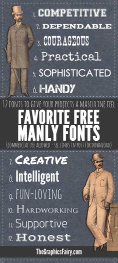 Drawn typeface manly Free Commercial Pinterest Fonts Behance
