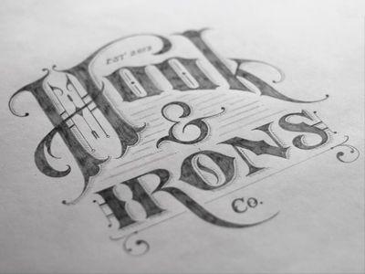 Drawn typography detailed Hand Graphic Pinterest type Lane
