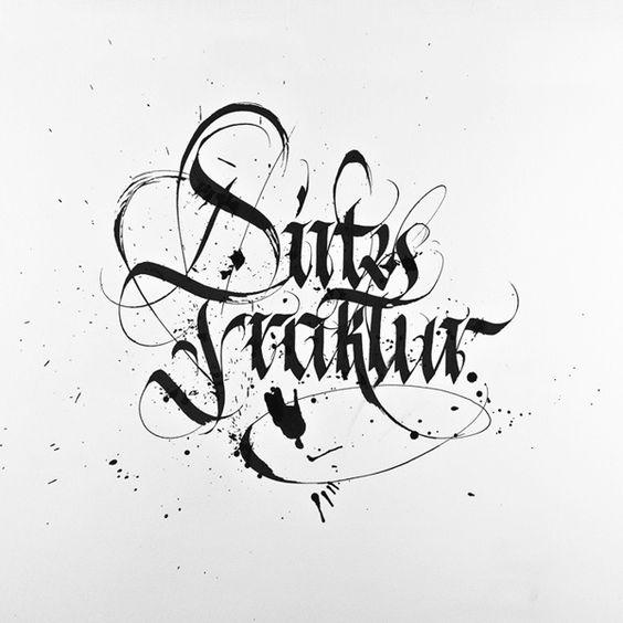 Drawn typography gritty Design Design Designspiration Pinterest