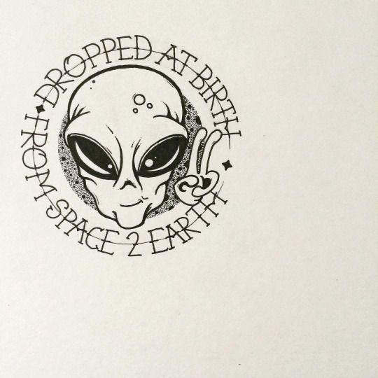 Drawn triipy funny Tattoo simple small small tattoos